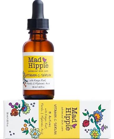 giới thiệu về mad hippie vitamin c serum