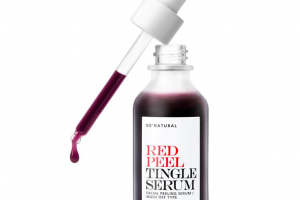 red peel tingle serum review
