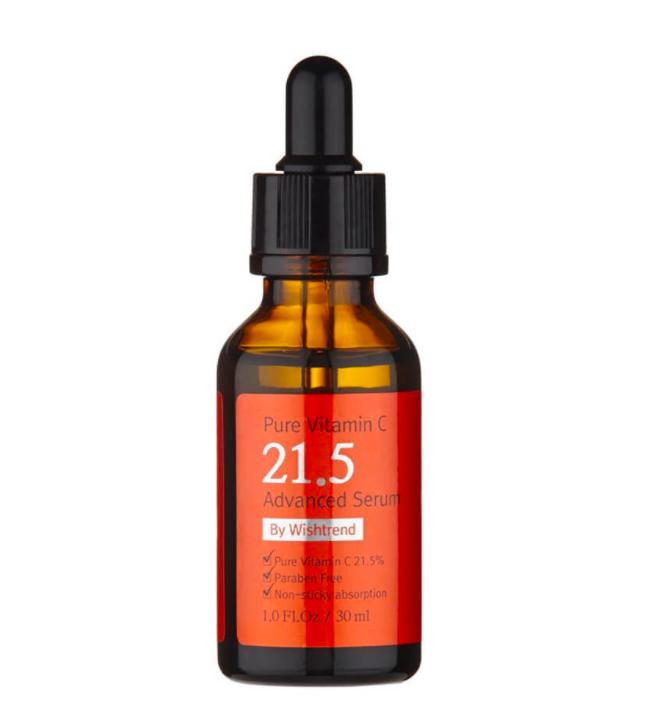 serum vitamin c21.5 review