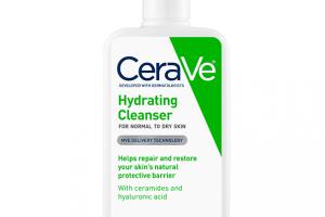 sua rua mat cerave hydrating cleanser review