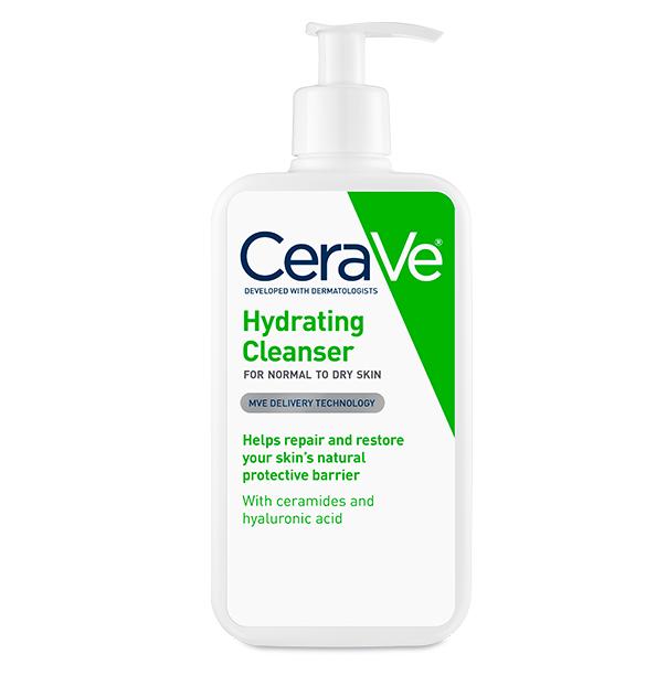 Sữa rửa mặt Cerave Hydrating Cleanser (Chính hãng)