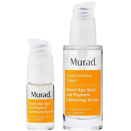 giới thiệu về murad rapid age spot and pigment lightening serum
