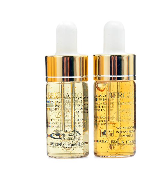 giới thiệu về serum bergamo luxury gold