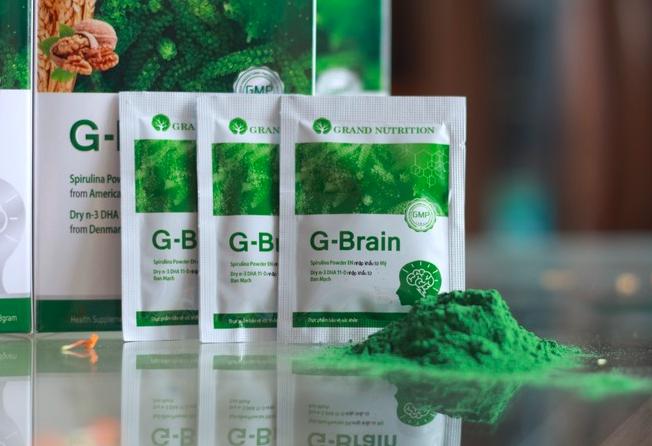 cơ chế tác động của cốm trí não g-brain