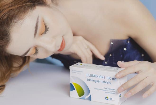 công dụng của viên ngậm glutathione