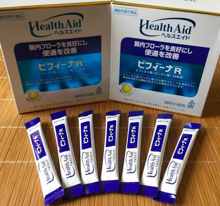 công dụng men vi sinh bifina