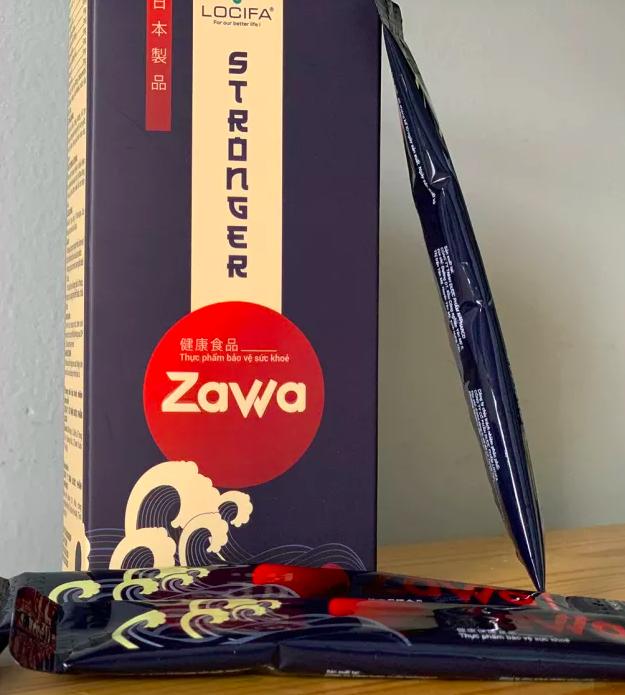 đối tượng sử dụng zawa