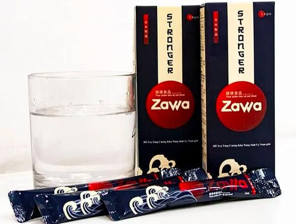 tác dụng zawa