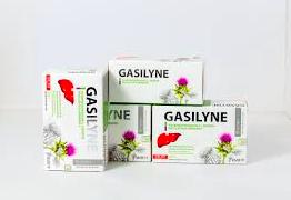 thành phần bổ gan gasilyne