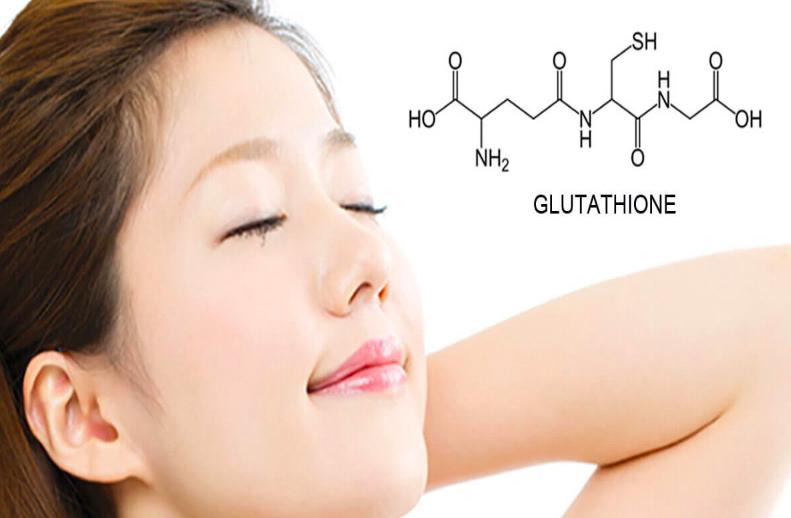 viên ngậm trắng da glutathione làm trắng da bạn như thế nào?