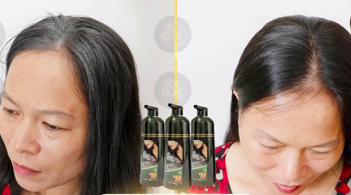 công dụng dầu gội phủ bạc sin hair