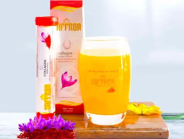 Thành phần Saffron Extra White