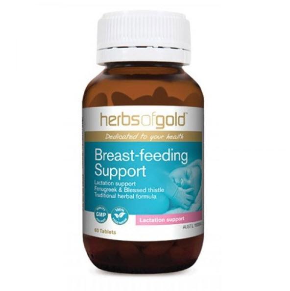 Thuốc lợi sữa Herbs of Gold