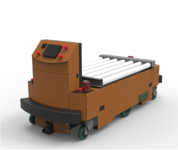 Tìm hiểu về độ an toàn xe tự hành AGV