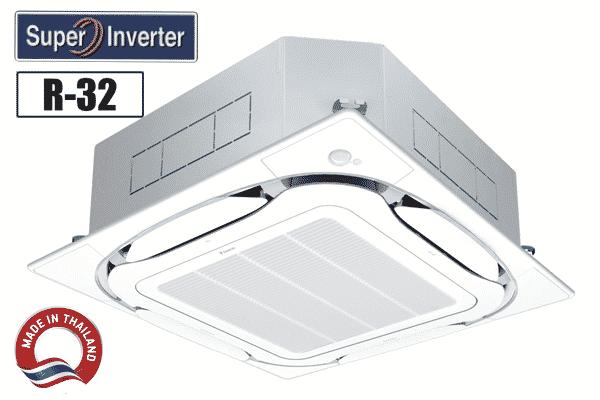 Máy lạnh âm trần 5HP Daikin FCF125CVM/RZF125CYM