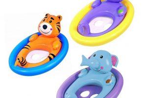 Phân loại phao bơi cho bé trên thị trường