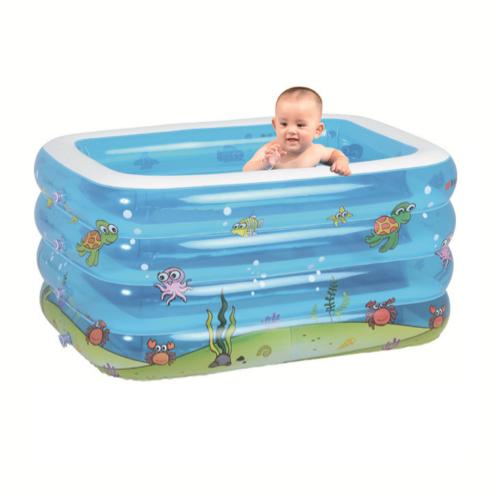Phân loại bể bơi cho bé