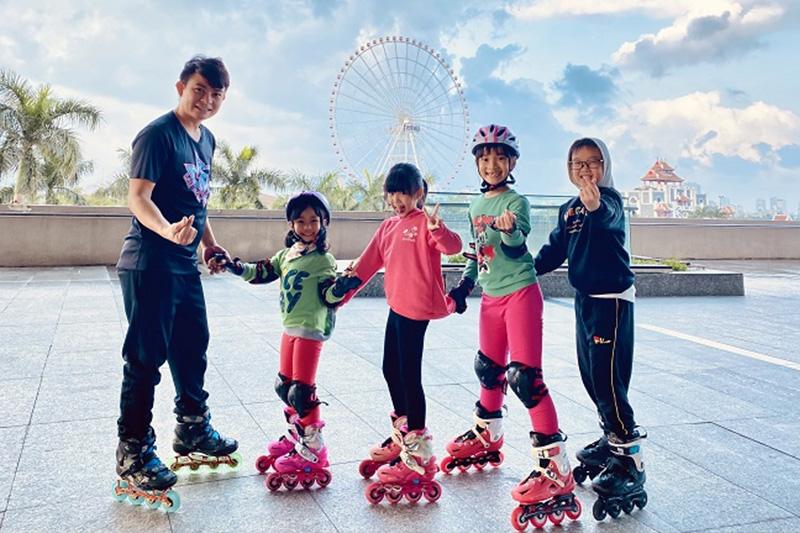 tìm hiểu về giày trượt patin