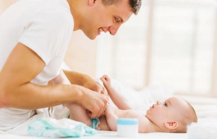 tác dụng của phấn rôm cho bé