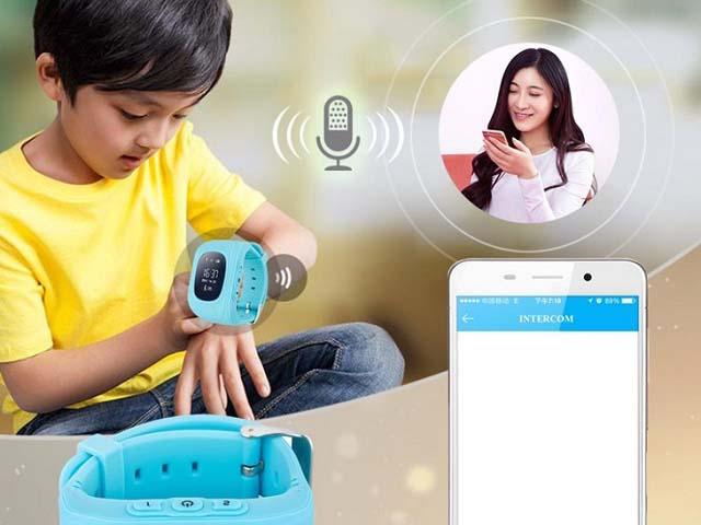 Đồng hồ định vị trẻ em tốt nhất được trang bị nhiều tính năng hiện đại giúp bố mẹ quản lý con dễ dàng