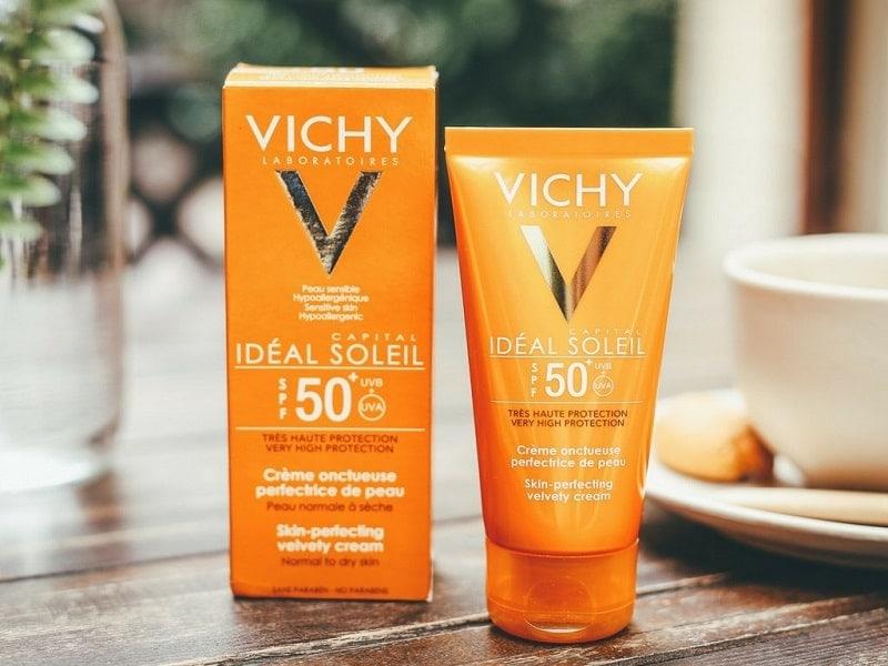 Kem chống nắng Vichy là gì