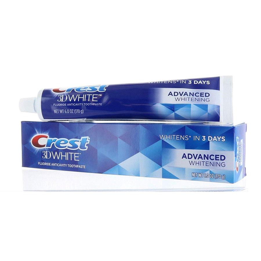 Kem đánh răng Crest 3D White