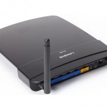 Router Wifi Linksys E1700 chuẩn N tốc độ 300Mbps