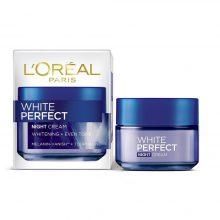 Kem dưỡng da ban đêm giá rẻ L'Oreal White Perfect 50ml