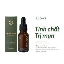 Serum Trị Mụn Glowii - Two Steps Skincare Routine