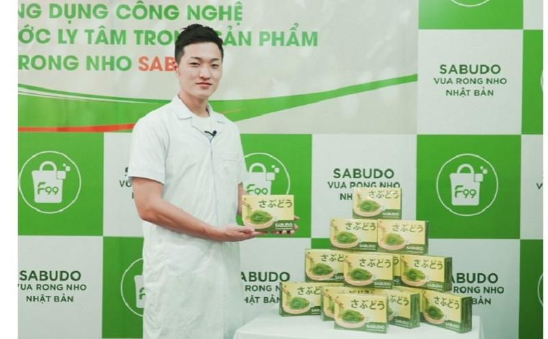 Anh Taika Mori- chuyên gia dinh dưỡng tại Nhật cũng khẳng định công dụng tuyệt vời của rong nho Sabudo
