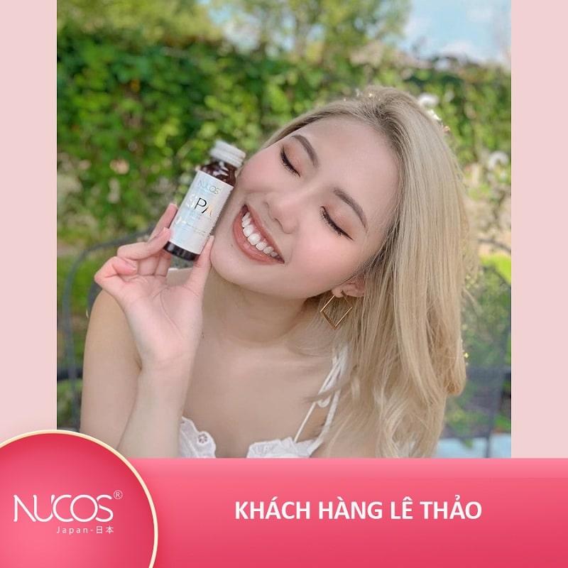 Bất kể ai có nhu cầu làm đẹp cũng có thể sử dụng Collagen Nucos Spa