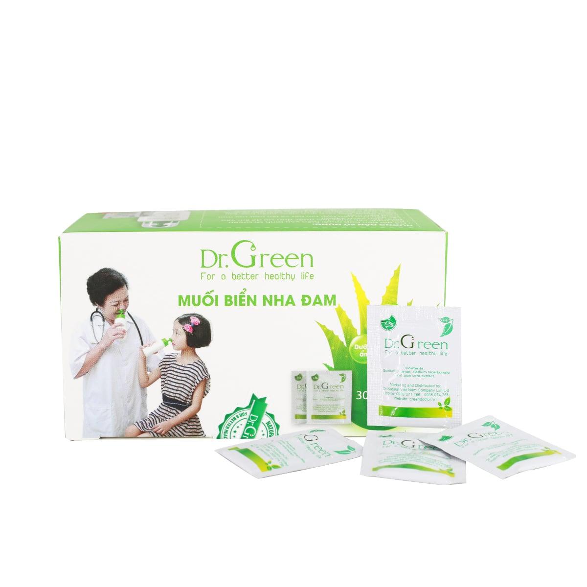Bình rửa mũi Dr.Green sử dụng vô cùng đơn giản