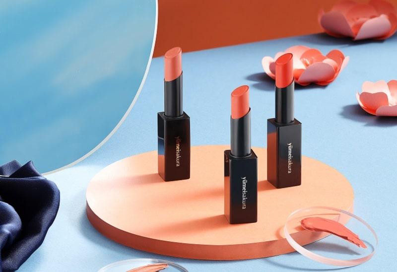 Bộ son Collagen Boosting với những màu sắc cực trendy dành cho các chị em