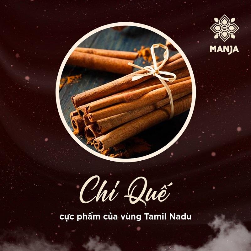 Bột Manja chứa những thành phần thảo mộc quý hiếm từ Ấn Độ