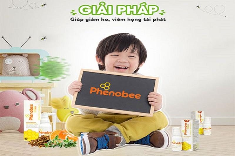 Cách sử dụng keo ong xịt họng Phenobee rất đơn giản