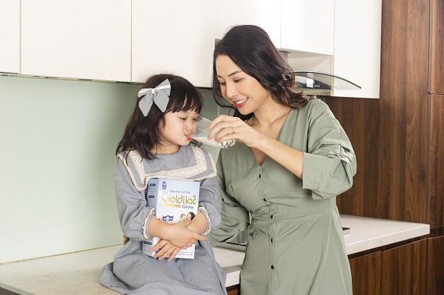 Cách sử dụng sữa non Goldilac Grow trực tiếp
