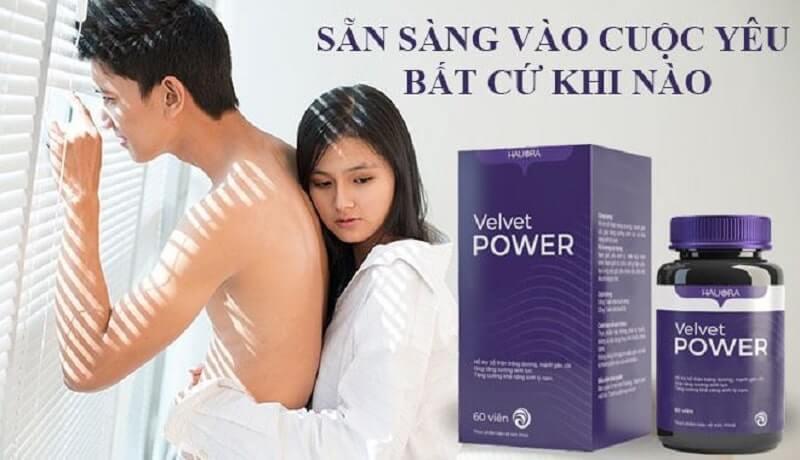 Có thể mua Velvet Power 1H ở đâu là uy tín nhất?