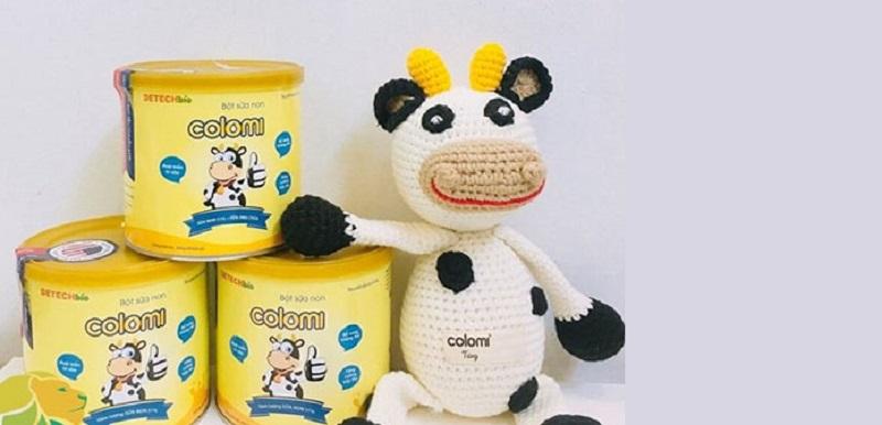 Có thể mua sữa non Colomi chính hãng ở đâu?