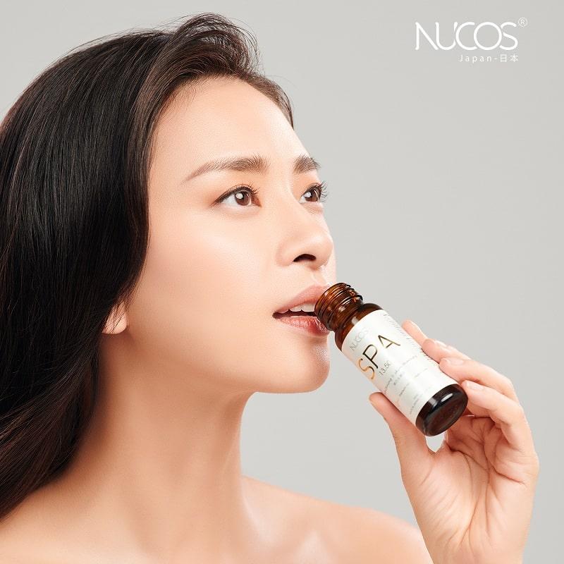 Collagen Nucos Spa cách sử dụng đơn giản chỉ cần đúng liều lượng là được