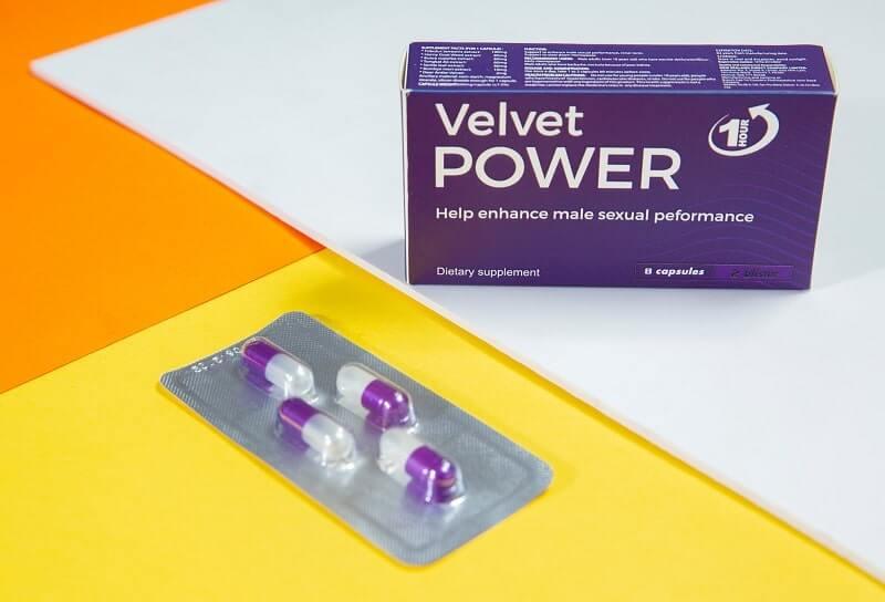 Công dụng tuyệt vời của Velvet Power 1H có những giây phút yêu mãnh liệt nhất