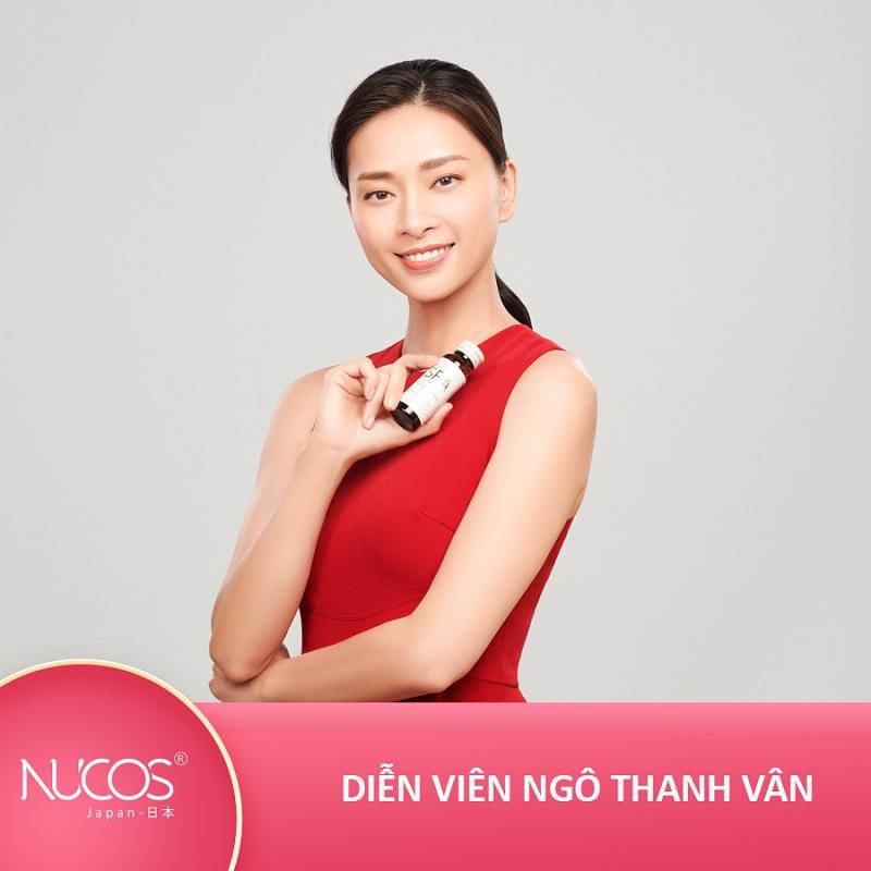 Diễn Viên Ngô Thanh Vân tin dùng Nucos Spa