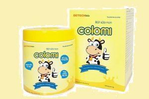 Đôi nét giới thiệu chung về sữa non Colomi - Sản phẩm đi đầu về chất lượng hiện nay