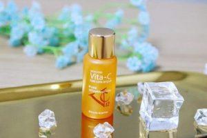 Đôi nét giới thiệu về serum Vita C Total Care Ampoule (Vitamin C tươi Hàn Quốc)