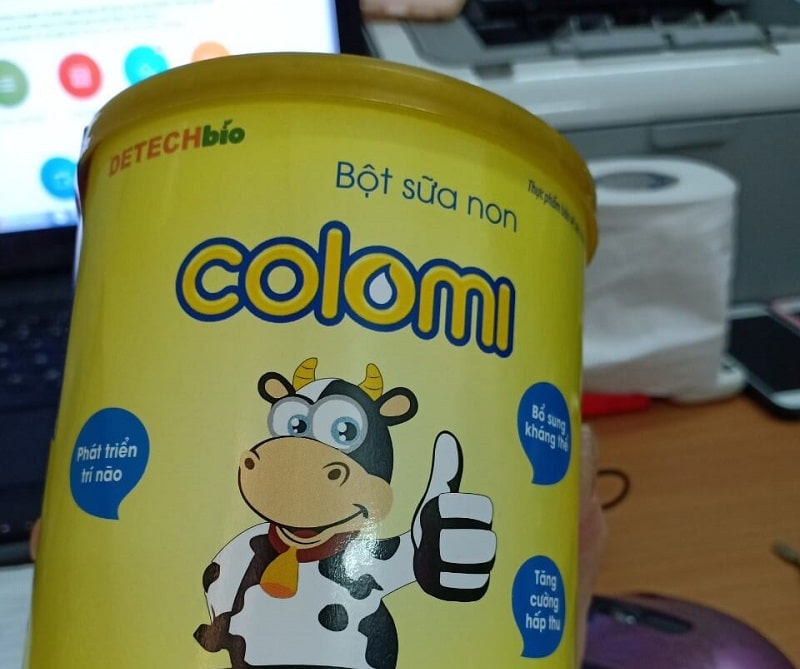 Giải đáp cụ thể những câu hỏi thường gặp khi mua sữa non Colomi