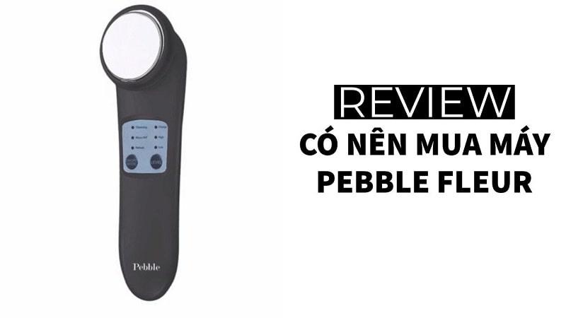 Giải đáp những điều thường gặp khi sử dụng máy di tinh chất PEBBLE Fleur