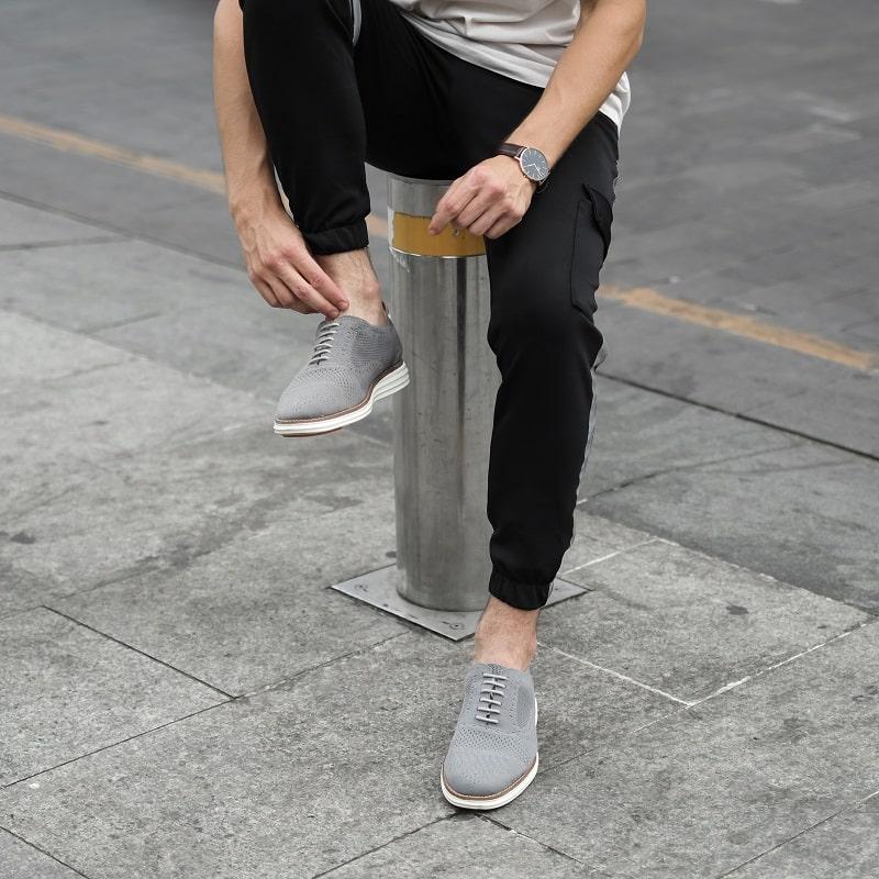 Giày cà phê SHOEX thiết kế chống trơn trượt vượt trội
