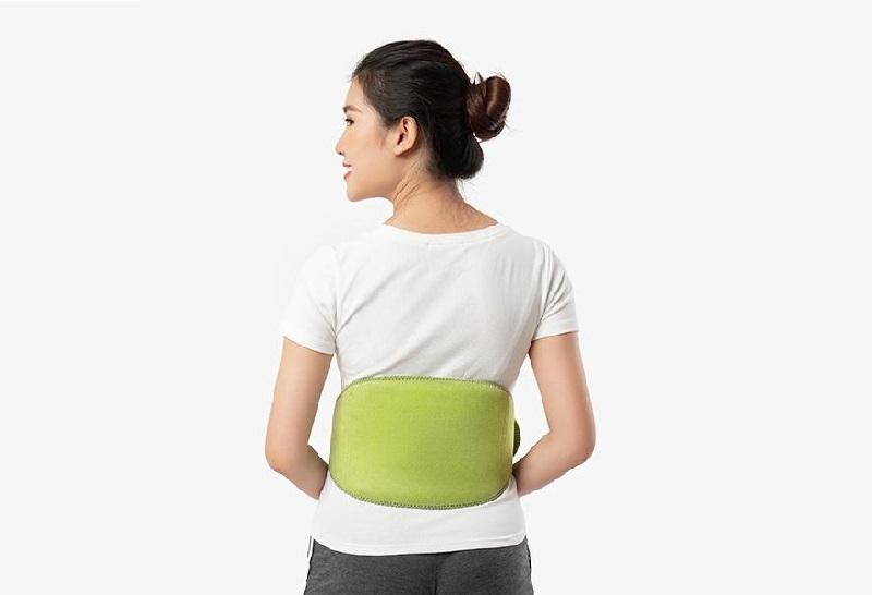 HAPAKU – Đai, túi chườm thảo dược có khả năng giúp giảm cân tốt