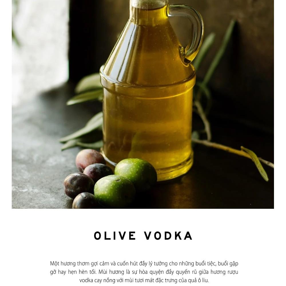 Hương Olive Vodka