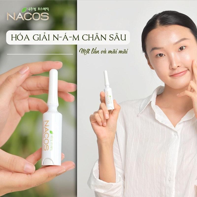 Hướng dẫn sử dụng kem trị nám Nacos để có hiệu quả tốt nhất cho làn da