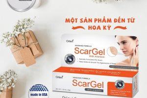 Kem Orlavi - Làm mờ sẹo là sản phẩm đến từ Hoa Kỳ